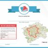 Earn a certificate for walking the whole loop around Prague!