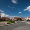 Bechyne is a picturesque town is south Bohemia