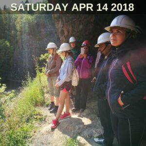 Velka Amerika hike and excursion