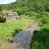Enjoy relaxing walk along the Rakovnik brook