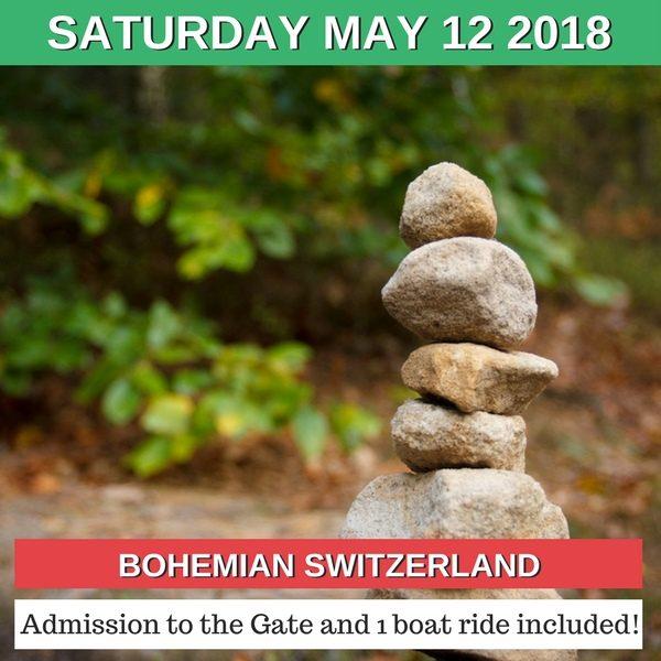 Spring Hike in Bohemian Switzerland