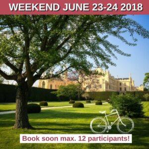 Explore Lednice - Valtice Cultural Landscape by bike!