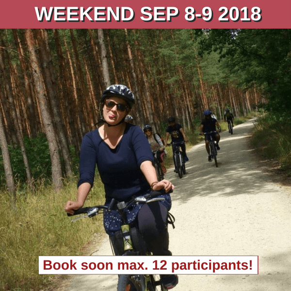 Cycling Weekend in South Moravia