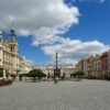 The main square of Pardubice