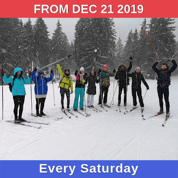 Cross-country skiing winter 2019/20