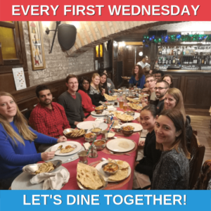Monthly Dining Meetup