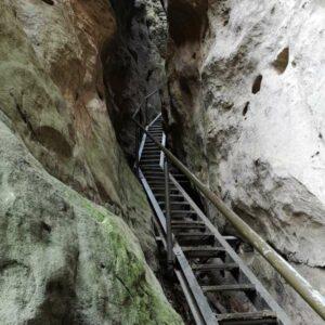 Ladder walk