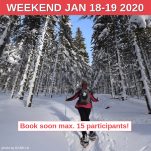 Snowshoeing in Krkonose - Book soon!