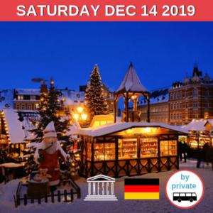 Christmas Market in Annaberg-Buchholz