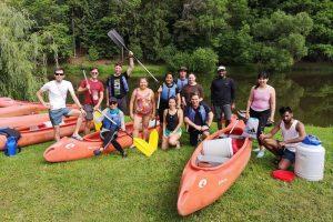 Canoeing Weekend in South Bohemia