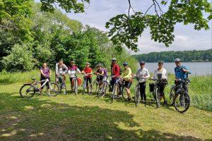 Cycling in Trebonsko