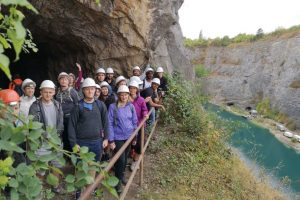 Excursion to old mines